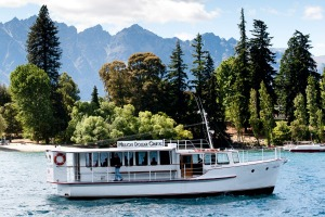 Spectacular: Queenstown's Million Dollar Cruise.