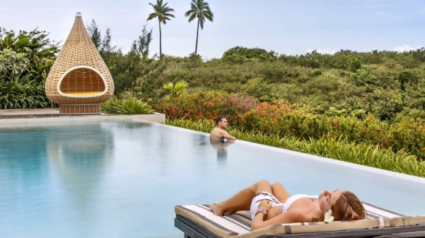 Tropical hideaway: You could soon be relaxing at the InterContinental Fiji – but be quick.