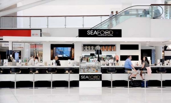 Scattered among 20 boutiques, Sydney Airport's departure terminal now boasts offshoots of local foodie favourites such ...
