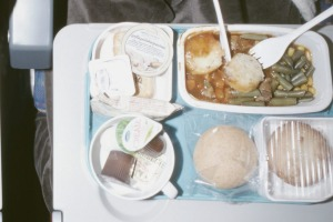 Bland out: Variety is the spice of airline food.