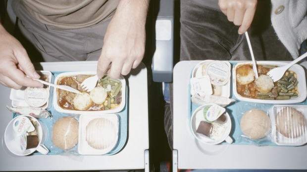 Airlines, which usually get a bad rap for bad food and so-so drinks, but is that about to change?