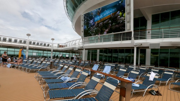 Voyager of the Seas cruise: the ship is the destination