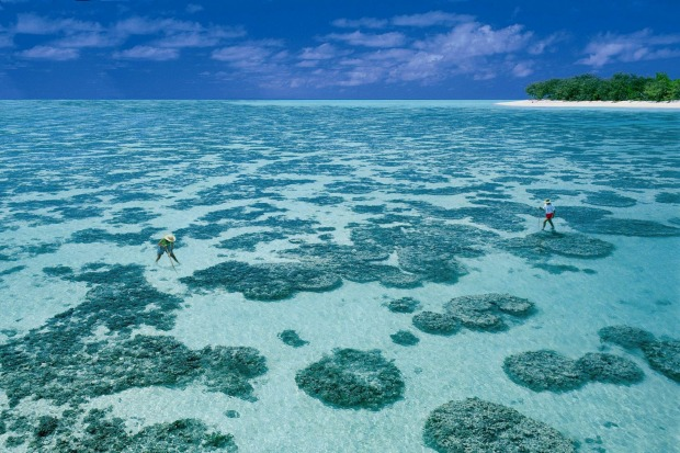 Heron Island, Queensland. At this Great Barrier Reef resort, it's all about what lies beneath. There are more than 20 ...