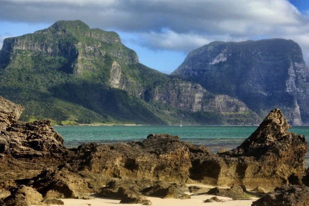 Lord Howe Island. Sometimes, you return to a favourite place, only to discover it overrun with people. That's never ...