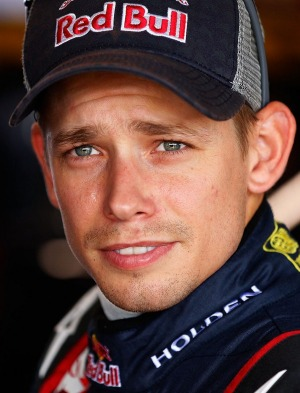 Need for speed: Casey Stoner is a two-time world champion motorcycle racer.