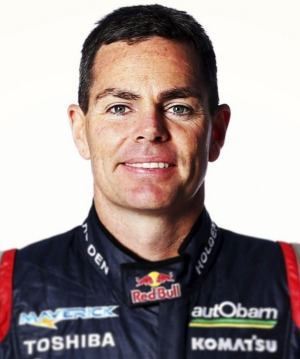 Road racer: Craig Lowndes has won more championships races than any other driver at the sport's highest level.