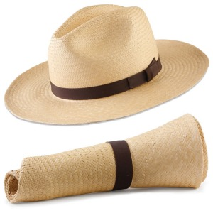 "24. Nothing says ""holiday"" better than a jaunty Panama hat, and this rollable version, made from the hat's traditional ..."