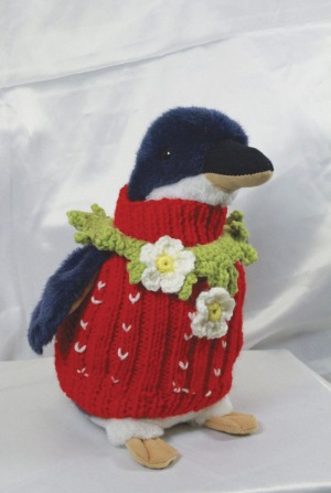 5. Penguins in knitwear – could anything be cuter? These little 23cm penguins have been hand-knitted by volunteers ...