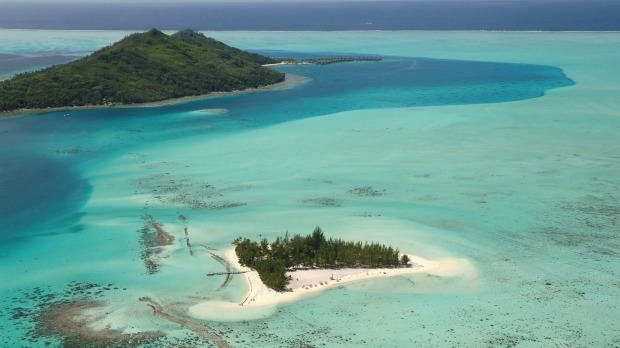 The Hilton Bora Bora Nui Resort is somewhat greedy in that it already occupies a rather lovely, lagoon-surrounded ...