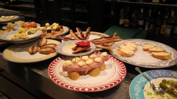 Tapas in San Sebastian, Spain. San Sebastian. This is a nation that loves and appreciates cuisine – and they take the ...