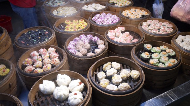 Attention to detail goes into Taiwan's food. Dumplings are weighed to 0.1 of a gram; they're presented in exquisite ...