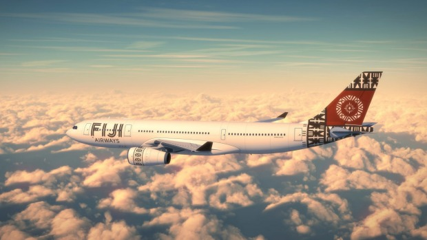 Fiji Airways: Sydney to Nadi.
