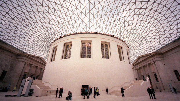 """British Museum: """"Coma-inducing""""  Yes, there may be a few issues over ownership. But as a repository for learning, and ..."""