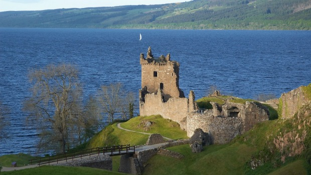 """Loch Ness, Scotland: """"Just a regular lake""""  Whether the monster is there or not, surely no-one could turn their noses up ..."""