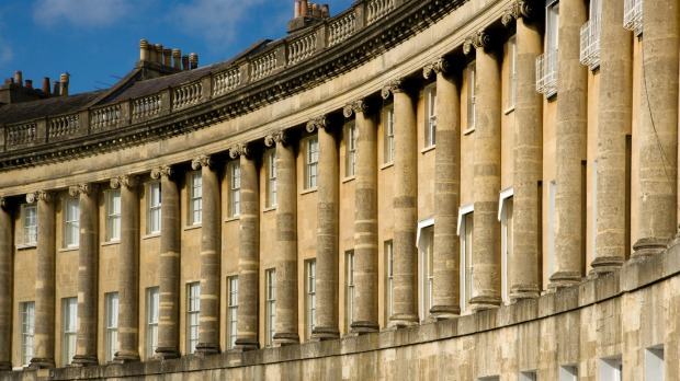 """Royal Crescent, Bath: """"Give it a miss""""  Ahh Bath. That great Georgian town, with Jane Austen associations and marvellous ..."""
