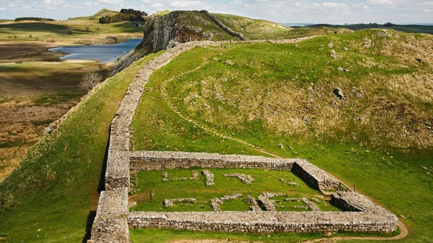 """Hadrian's Wall: """"For Roman ruins, go to Rome"""""""