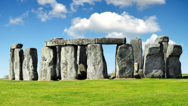 """Stonehenge: """"A bunch of rocks""""  A wonder of the ancient world. A Unesco heritage site. And one of Britain's most ..."""