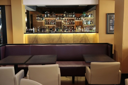 The new Chifley's Bar and Grill at the Hotel Kurrajong.