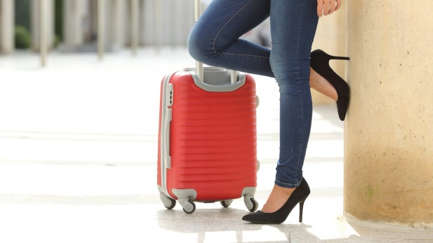 A sturdy suitcase can be a loyal travel companion.