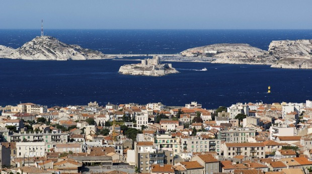 On the Med: The Eurostar train will begin services to Marseille, France.