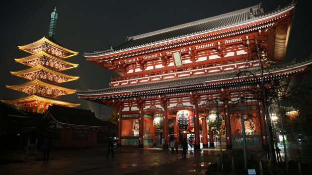 Japan, Tokyo We had heard the Senso-Ji in Asakusa was one of the best sights in Tokyo, but by the time we had settled ...