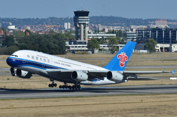 Based out its hub in the city of Guangzhou, China Southern Airlines is the country's largest airline.