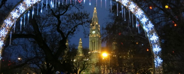 Magical atmosphere: Vienna Christmas markets.