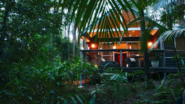 Songbirds: The tree change option is to head into the Hinterland, where a little slice of Ubud tranquillity can be found ...