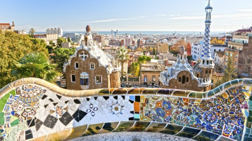 Spain's 'outstanding attractions', 'excellent' culture, entertainment and infrastructure makes it No.1.