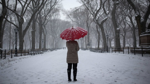 New York is great year-round, but winter is special.