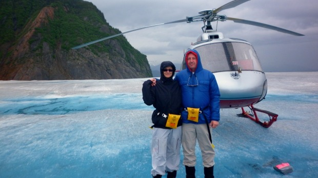 GLACIER ADVENTURE BY HELICOPTER, ALASKA: Seeing the magnificent Juneau icefield from the air is an unforgettable ...