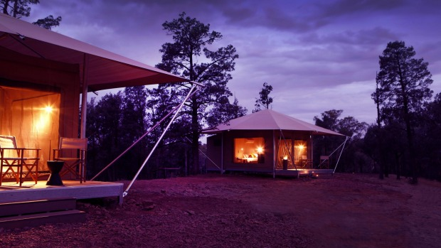Ikara Safari Camp, Flinders Ranges, SA: Anthology, which runs Wildman Wilderness Lodge in the Top End, recently opened ...