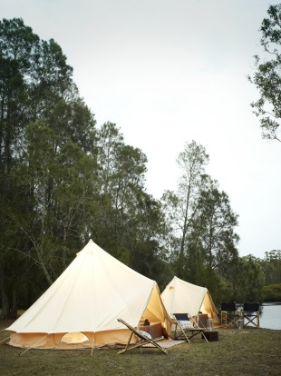 Flash Camp, Music festivals, NSW: This could be the future of glamping: mobile safari tents that go where you want to ...