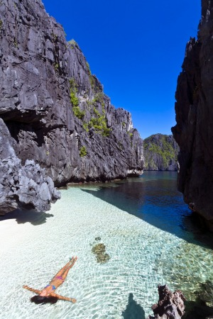Palawan Province, The Philippines.