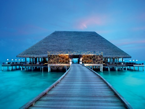 Surrounded by silken sands and clear-bue waters, Velaa Private Island aims to be the country's most luxurious holiday ...