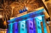 In Berlin, one million people converge around the Brandenberg Gate for one of Europe's biggest open air street parties.