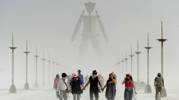 Burning Man, USA: Nevada's annual freak-fest has been gaining in popularity lately – it sounds counterproductive, ...
