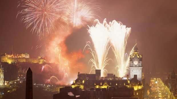 Hogmanay, Scotland: Finish the year off in boozy style by joining Scots throughout the country for their week-long ...