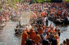 Kings Day, The Netherlands: One of Europe's best events is this huge street party in the Netherlands, when the Dutch ...