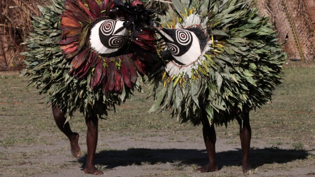 National Mask Festival, PNG: Now more accessible than ever, PNG is establishing itself as a popular adventure travel ...