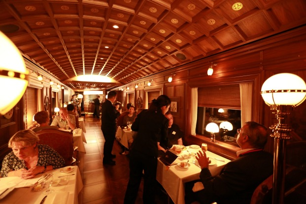 Seven Stars in Kyushu: Japan has some astonishing trains – getting around by high speed shinkansen is a quintessential ...