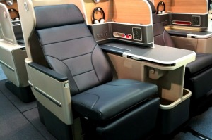 The new Qantas A330 Business Suite is a game-changer.