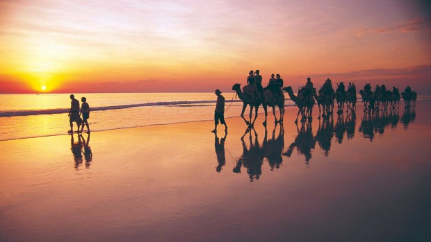 "Cable Beach, Broome: ""Just another beach"""