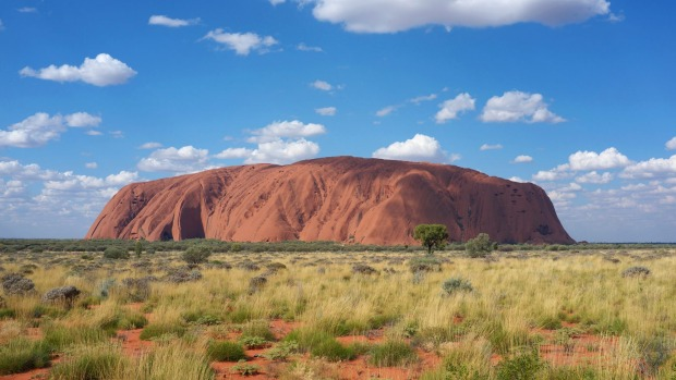 Uluru, Northern Territory: It's hard to pin down what's so amazing about Australia's big red hunk of stone - maybe ...