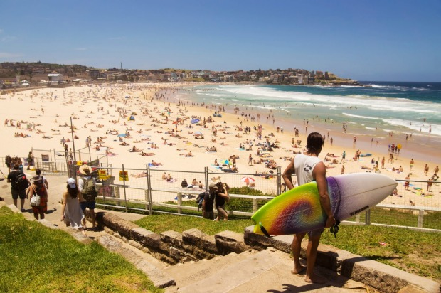 "Bondi Beach, Sydney: ""Don't understand the hype"""
