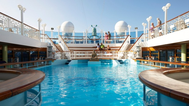 Emerald Princess Cruise Ship To Debut In Sydney Another Cruise Giant To Call Australia Home