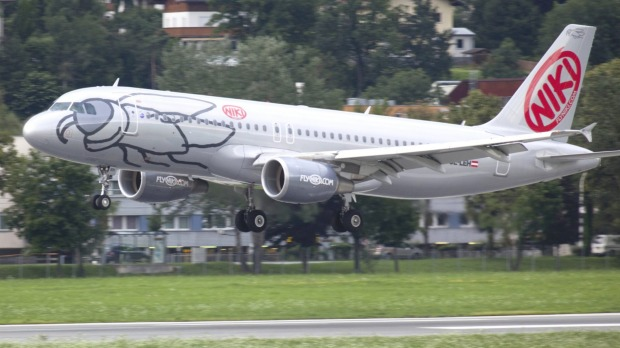 FlyNiki will launch a 10-minute service in April linking Vienna to Bratislava.