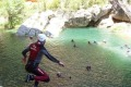 Off the edge: Canyoning in Cuenca.