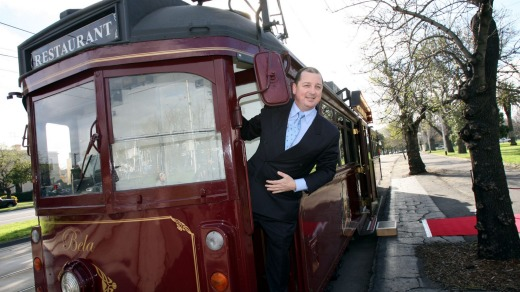 Daggy: Just because you wouldn't be seen dead in the Restaurant Tram doesn't mean your guests wouldn't love it.