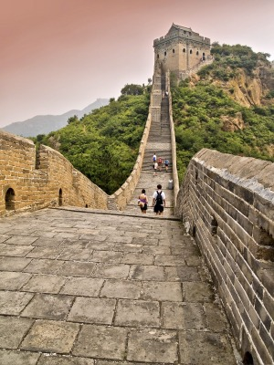 Great Wall, China: Ditch the tourists and step off the beaten track to see this ancient wonder it all its crumbling, ...